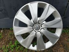 "Peugeot 108 Wheel Trim 15"" Genuine Hub Cap"