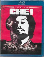 Che! Blu Ray New All Regions(Twilight Time) (Omar Sharif) Free Registered Post