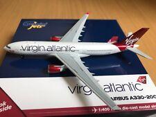 GEMINI JETS 1:400, VIRGIN ATLANTIC, AIRBUS A330-200, G-VMIK
