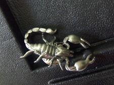 Pin Skorpion Sternzeichen - 2 x 3,5 cm