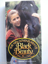 """The New Adventures of Black Beauty """"The Old World"""" & """"A Horse LIke Beauty"""" New"""