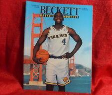 NBA Beckett Magazine Golden State Warriors Chris Webber Nov 1993