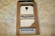 MAGPUL FIELD CASE FOR A GALAXY S4, NEW UNOPENED, WHITE #MAG458-WHT