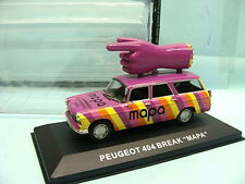 "NOREV / PEUGEOT 404 BREAK "" GANTS MAPA "" 1/43"