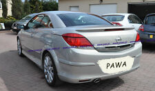 BOOT SPOILER FOR OPEL / VAUXHALL  ASTRA H  CABRIO