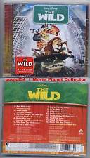 THE WILD - Disney (BOF/OST) A.Silvestri (CD) 2006 NEW