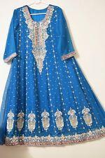 Pakistani Indian Designer Salwar Kameez Party Wear Embroidery Wedding Dress