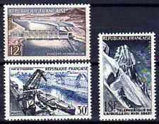 France 1956 Yvert n° 1078 à 1080 neuf ** 1er choix
