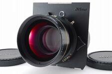 Nikon NIKKOR AM * ED 210mm f/5.6 ED Lens w/Copal 1 Shutter From Japan #1393871