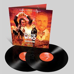 Doctor Who -  - Survival - Vinyl   - Dominic Glynn