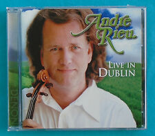 Andre Rieu and His Orchestra ‎– Live In Dublin (2003 CD)