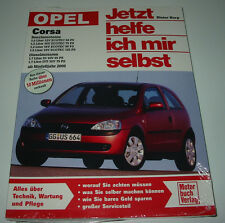 Reparaturanleitung Opel Corsa C Benzin + Diesel 12 V 16V DI DTI ab 2000 NEU!