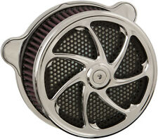 HARDDRIVE AIR CLEANER ASSEMBLY (FLOW CHROME) F2121C-ACBT
