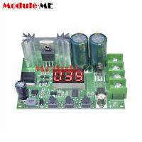 DC 12-60V 10A 600W Digital Display Motor Governor PWM Speed Controller Regulator