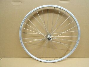 "Chinook Alloy 26"" Hand Built Front Wheel Quick Release Rim Brake 32 Spoke"