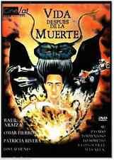 DVD - Vida Despues De La Muerte NEW Raul Araiza Omar Fierro FAST SHIPPING !