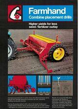 Vintage Engler Revo Counter Acre Meter Gauge Farm Tractor Combine Seeder Drill A Gps & Guidance Equipment