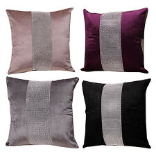 Fashion Diamond Velvet Throw Pillow Case Decorate Cushion Cover Home Sofa Decor