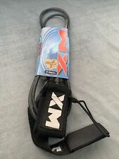 Xm Brand Ankle Strap for Boogie Boarding Surfing Water Riding Size 8in Regular