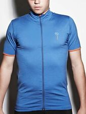 MENS KRES Sports Merino Spandex blend Short sleeve Cycling Jersey