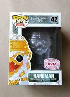 Funko Pop Hanuman Translucent 42 Asia Exclusive Legendary Myths Rare + protector