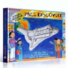 Space Discovery  - A Magic Skeleton Book