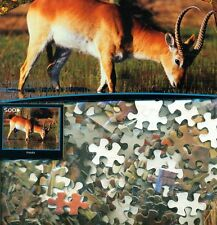 """Planet Earth """"IMPALA"""" African Antelope Grazing Wildlife BOXLESS Puzzle *NEW*"""