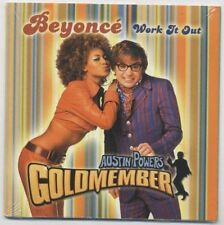 CD CARTONNE CARDSLEEVE BEYONCE  2T  NEUF SCELLE BO FILM !!!!