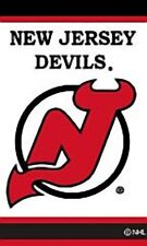 New Jersey Devils Huge 3 x 5 Officially Licensed NHL Banner - Free Shipping