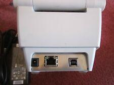 Zebra 282P-101510-000 Label Thermal Printer USB ETHERNET NETWORK