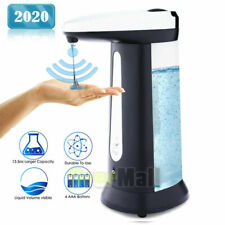 Handsfree Soap Dispenser Touchless Electric Automatic Liquid IR Dispenser Bottle