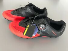 Mavic Crossmax Elite Zapatillas MTB Hombre, Negro / Fiery Red / Negro