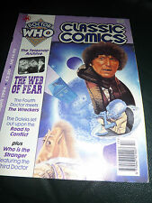 Dr Who classic comic Issue 19