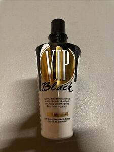 MR Internation VIP Black Extreme Black Bronzer 11 Oz RARE