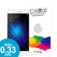 Sentete® Xiaomi Mi5 Pro Protector de Pantalla de Cristal Templado PREMIUM
