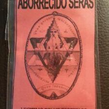 ⛤LEGITIMO POLVO ESOTERICO ABORRECIDO SERAS ⛤ ESOTERIC POWDER HATE YOU WILL BE⛤