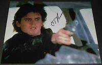C. THOMAS HOWELL ACTOR SIGNED 11X14 PHOTO THE HITCHER OUTSIDERS RED DAWN E.T.