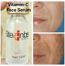 Strong anti wrinkle & skin glowing vitamin-c serum + hyaluronic acid 100%natural