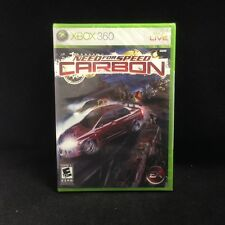 Need for Speed: Carbon  (Microsoft Xbox 360, 2006) BRAND NEW