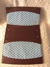 """Retired Miche classic shell """"Brooklyn"""" brown ( shell only ). Fun dot's."""