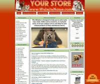 PET SUPPLIES STORE - eCommerce Business Website, eBay Amazon Google Affiliate