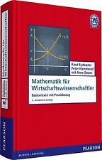 Mathematik für Wirtschaftswissenschaftler: Basiswissen m... | Buch | Zustand gut