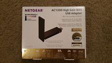 Netgear ac12000 high gain wifi usb adapter