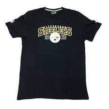 Camisetas de hombre New Era color principal negro