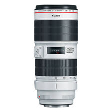 Canon EF 70-200mm f/2.8L Lente IS III USM