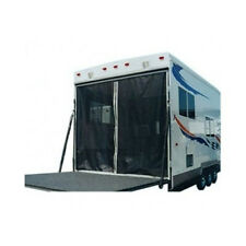 Toy Hauler Bug Screen Garage Room RV Travel Motorhome Trailer 5th Wheel Magnetic