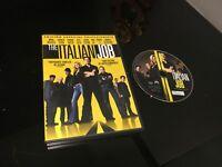 The Italian Job DVD Mark Wahlberg Charlize Theron Edward Norton Seth Green
