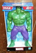 "Marvel Hulk 9"" Action Figure! (2019, Hasbro)"