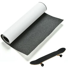 81*22cm Waterproof Skateboard Deck Sandpaper Grip Tape Griptape Skating Board.zh