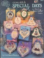 Counted Cross Stitch Patterns Special Days 26 Projects